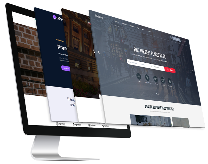 Modern Optimized Websites For Your Business NexusHand