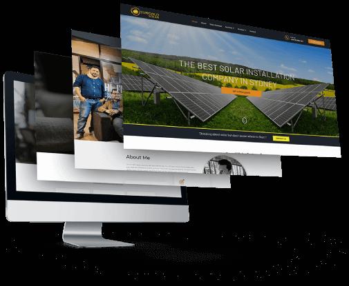 Developed Client Website-NexusHand-Digital