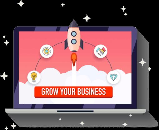 Grow your Business - NexusHand Digital